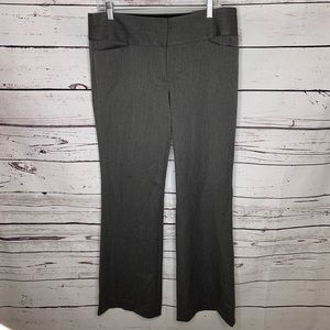 Express Editor 10 gray dress pants